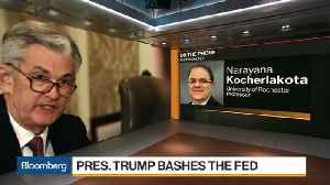 Fed More Likely to Hike to Prove Independence, Says Kocherlakota [Video]