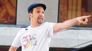 Lin-Manuel Miranda Directs Film [Video]