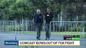 Murdoch Emerges as Big Winner in Comcast, Disney Battle [Video]