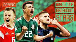 Top 10 World Cup Breakout Stars [Video]