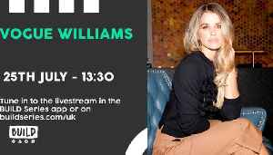 LIVE from London: Vogue Williams [Video]