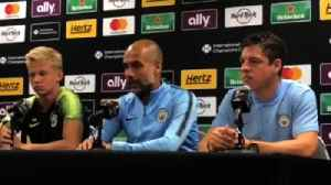 Guardiola: 'we will continue to improve' after winning EPL title [Video]