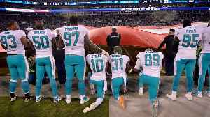How Dolphins' Stance on Protests Impacts NFL's National Anthem Policy [Video]