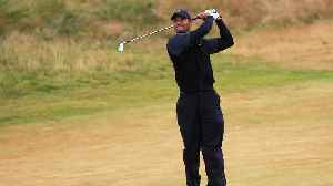 Tiger Woods Makes Cut at British Open [Video]