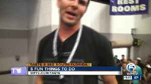 5 fun things to do this weekend [Video]