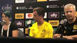 Gotze: 'I really enjoyed being off' after missing the World Cup [Video]