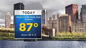 Reporter Update: Latest Afternoon Weather Update From Ron Smiley [Video]