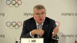 Bach says issues remain over future inclusion of esports in Olympics [Video]