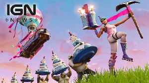 Fortnite: Birthday Event Announced for One Year Anniversary [Video]