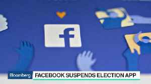 Why Facebook Suspended a Boston Data-Analytics Firm [Video]