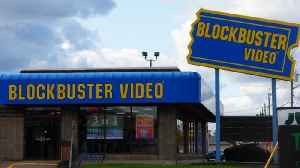 One Last Blockbuster Store Left Standing [Video]