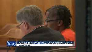 Za'Layia Jenkins murder suspect sentenced to 41 years in prison [Video]