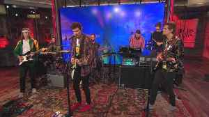 Saturday Sessions: Houndmouth performs