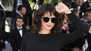 Asia Argento Posts Photo Of Anthony Bourdain On Instagram [Video]