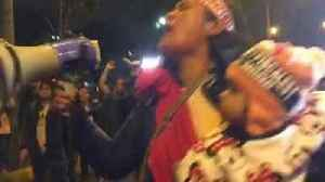 Riot Police Drench Anti-Corruption Protesters With Water in Lima [Video]