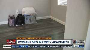 Moving company mystery puts Las Vegas woman in limbo [Video]
