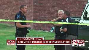 Attempted murder-suicide investigation [Video]