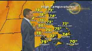 WBZ Midday Forecast For July 21 [Video]