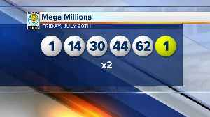 Are you the lucky winner? Mega Millions drawing announced [Video]