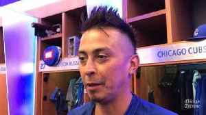 Pitcher Jesse Chavez on joining the Cubs: 'It's awesome' [Video]