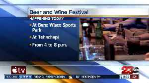 What you need to know about the Tehachapi Mountain Beer and Wine Fest [Video]