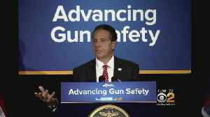 Cuomo Pushes For Gun Safety Bill [Video]