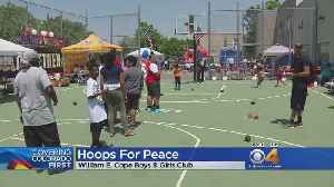 Community Brought Together With Help Of Boys & Girls Club [Video]