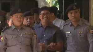 Myanmar Reporters Detail Arrest [Video]