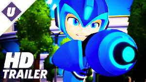 Mega Man: Fully Charged 101A - New Episode Trailer | SDCC 2018 [Video]