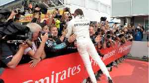 Lewis Hamilton Wins German Grand Prix [Video]