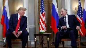 Fifty Percent Of Americans Disapprove Of Trump's Meeting With Putin [Video]