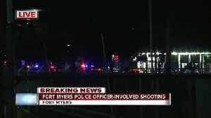 1 injured in Police involved shooting [Video]