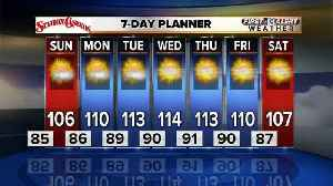 13 First Alert Las Vegas Weather for July 21 evening [Video]
