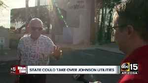 Top stories: Man found dead in Phoenix pool; Johnson Utilities fate; Students back in classrooms [Video]