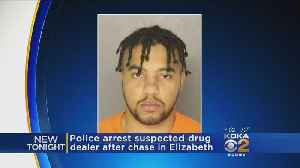 Man Leads Police On Chase, Ditches Fanny Pack That Had Heroin, His ID, Bank Card [Video]