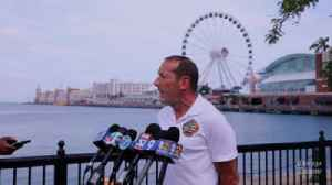 Officials search Lake Michigan for missing Mackinac race boater [Video]