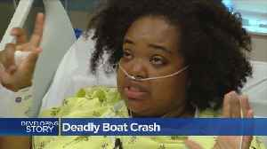 Survivor Recounts Boat Accident That Killed Nine Family Members [Video]