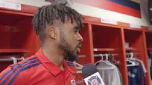 Edwards on his Fire debut: 'It wasn't good enough today' [Video]