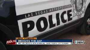 Bridging the gap between community and police [Video]