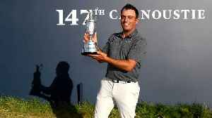 Francesco Molinari wins British Open, Tiger Briefly Leads [Video]
