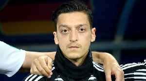 Mesut Ozil quits German national team, citing 'racism and disrepect' [Video]