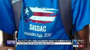 Ellicott City Area Students Head to Puerto Rico [Video]