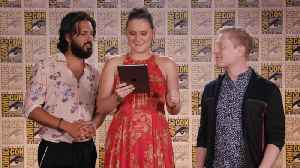 Watch Star Trek: Discovery Stars Read Fan Reactions To The Season 2 First Look Trailer [Video]