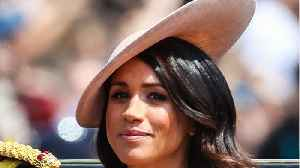Meghan Markle's Future Sis-In-Law Arrested [Video]