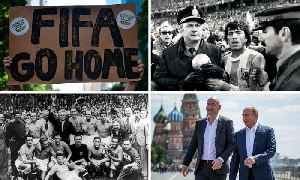 Corruption and fascism: when politics and the World Cup collide – video explainer [Video]