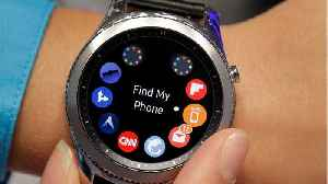 Samsung Leaked Upcoming Smartwatch On Website [Video]