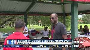 News video: Parents of murder children host annual event