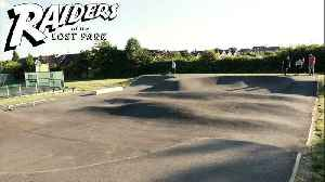 Raiders of the Lost Park 9 - Kirkby-in-Ashfield tarmac Scoot Park [Video]