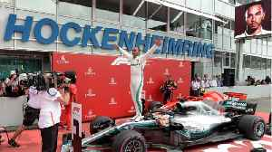 Lewis Hamilton Wins Crazy German Grand Prix [Video]