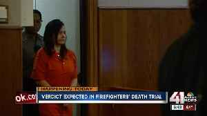 Verdict expected in case against woman accused of starting 2015 fire that killed 2 firefighters [Video]